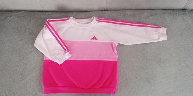 Bluza Adidas dla dziewczynki rozm 98