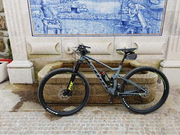 Bicicleta BTT Scott Spark 950 - M - Como Nova!