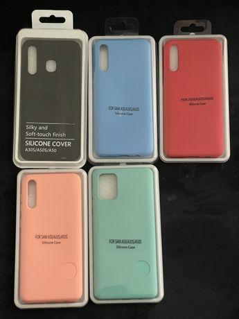Capas Samsung A30S/A50