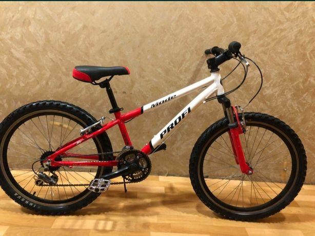 Продам горный алюминевый велосипед Profi mold 24