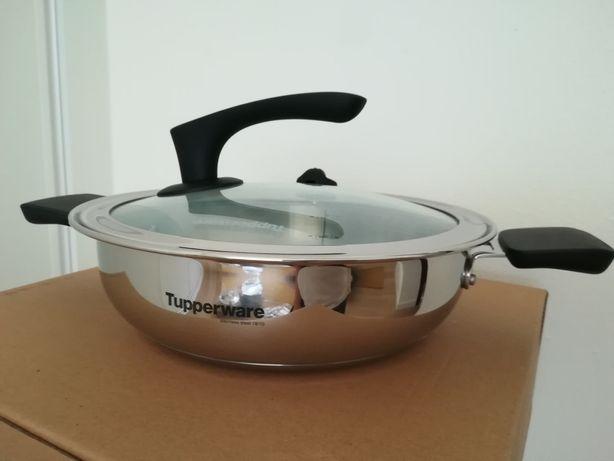 Caçarola tupper chef inspire cookware 2.8lt Tupperware novo