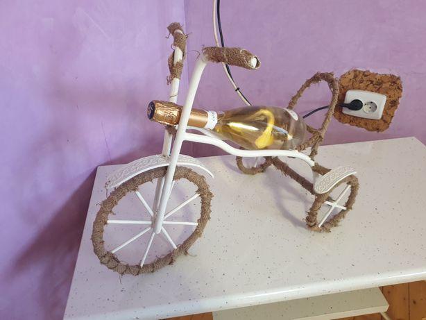 Велосипед підставка для пляшки