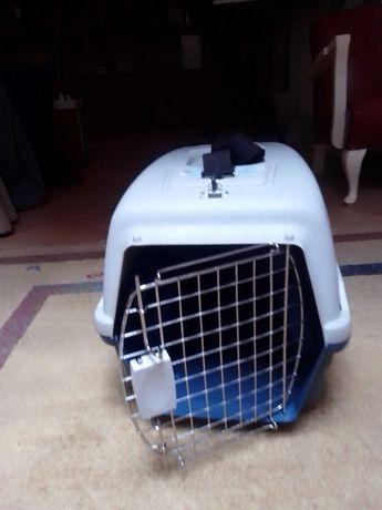Caixa transporte cães/gatos