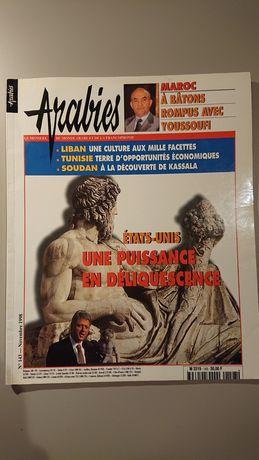 Magazyn Arabies w języku francuskim