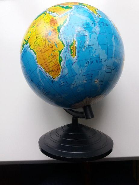 глобус подарочный настольный