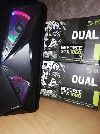I5 GTX 1060 8GB ОЗУ HDD 500GB Продам игровой ПК компьютер