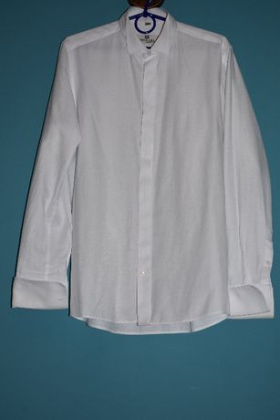 Biała koszula męska Marconi 38 176/182