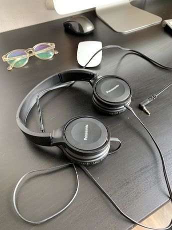Słuchawki Panasonic Nauszne Nowe