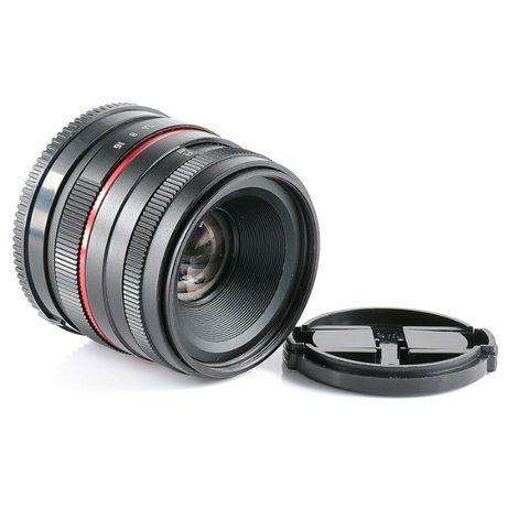 Объектив NEW YI 35mm f/1.6 EOS-M / M2 M3 M5 M10
