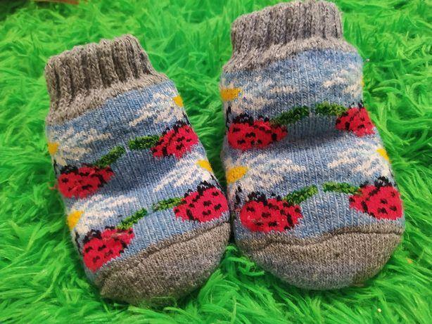 Теплые носки, шерстяные, очень теплые