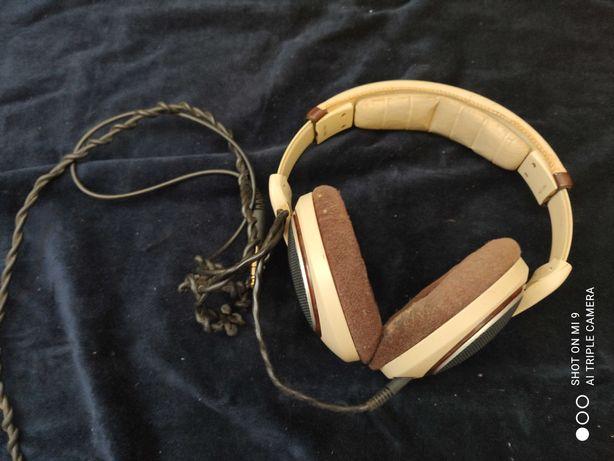 Słuchawki Sennheiser HD598 do recablingu