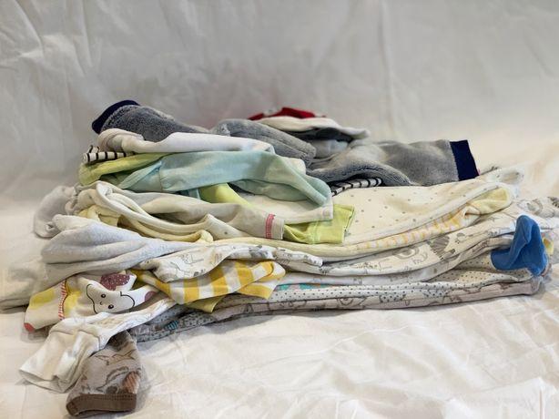 Пакет фирменной одежды для мальчика 62-68