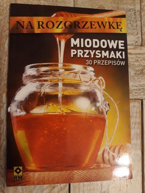 Miodowe przysmaki. 30 przepisów. Ulrike Skadow