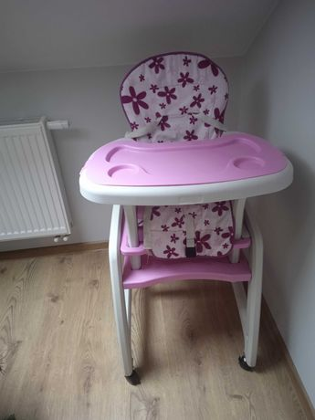 Krzesło do karmienia Eco toys