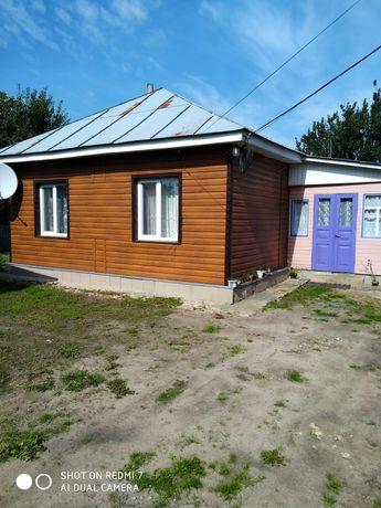 Продам дом в смт.Березна 30км. От Чернигова.