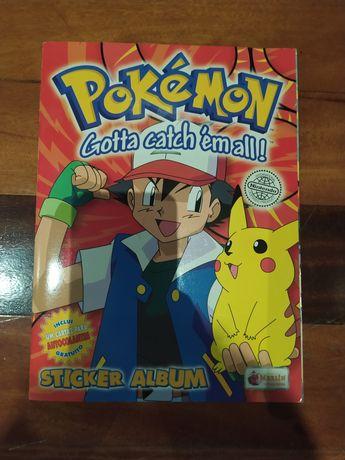 Caderneta Pokémon