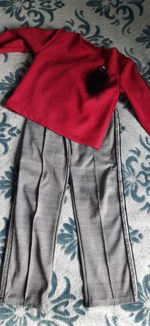 Продам костюм для девочки 8-9 лет