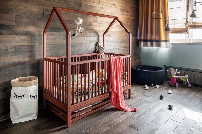 Детская кроватка домик! Stokke home. Для новорожденных.