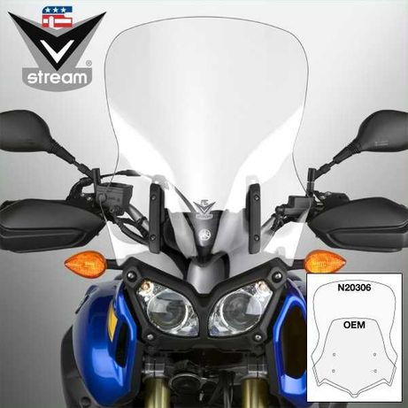 Ветровое стекло VStream N20306 для Yamaha Super Tenere XT1200