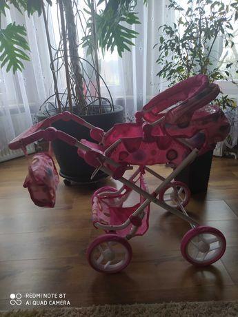 Wózek dla lalek jak nowy