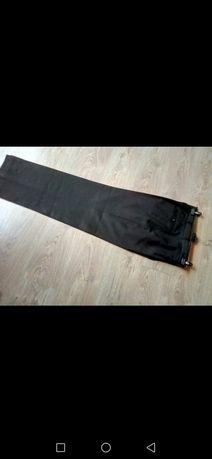 Мужские черные классические брюки размер 52-54