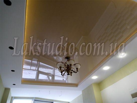 Уникальные Бесщелевые натяжные потолки 170грн.- идеальный потолок
