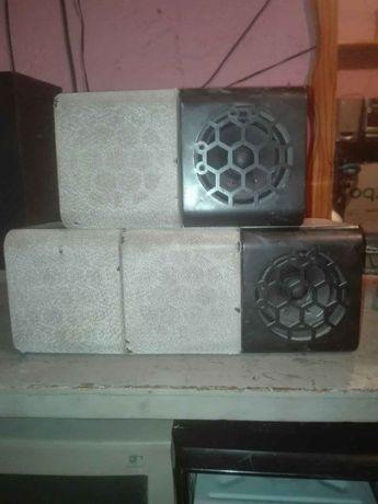 Witam mam na sprzedaż głośniki od kina domowego lg używane 5 sztuk