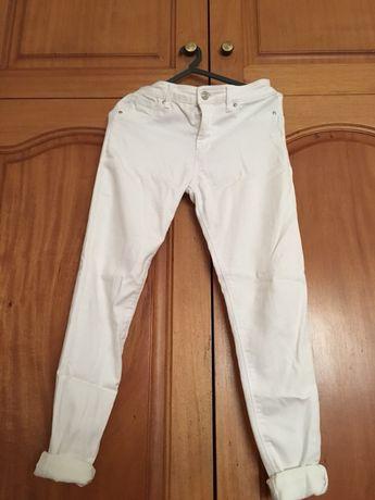Calças skinny tamanho 36