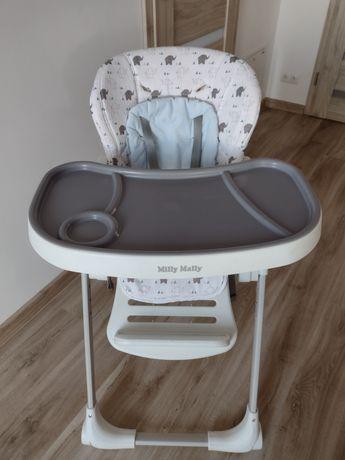 Krzesełko do karmienia Milly Mally
