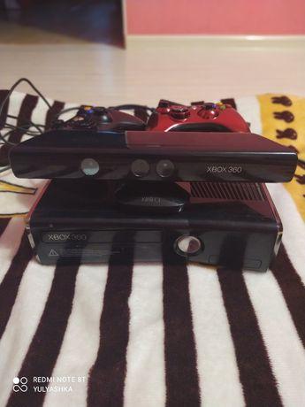 Xbox 360 + kinnect