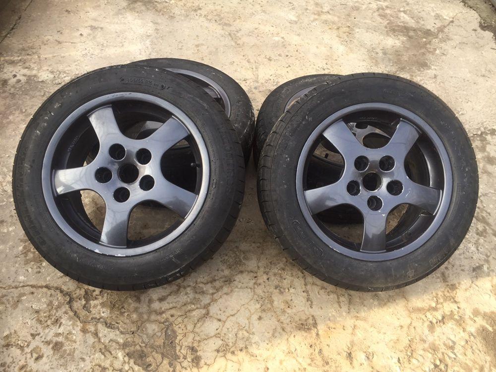 Титанові диски Borbet R16 BMW,T5,Opel
