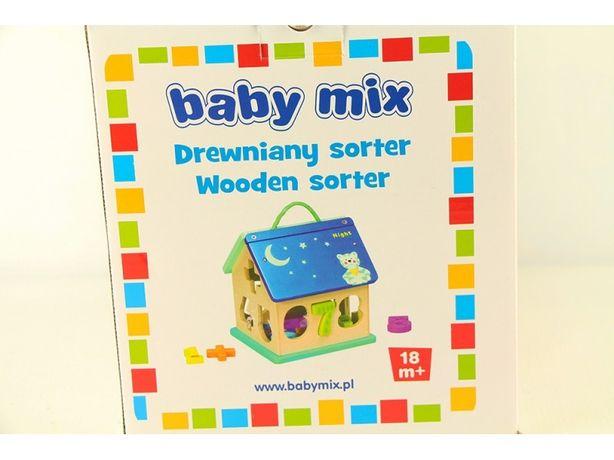 SALE BABY MIX Деревянный домик сортер