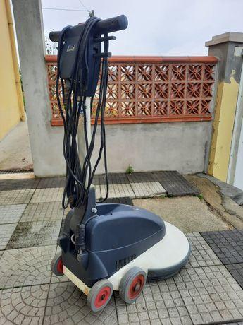 Máquina de afagar chão e polidora