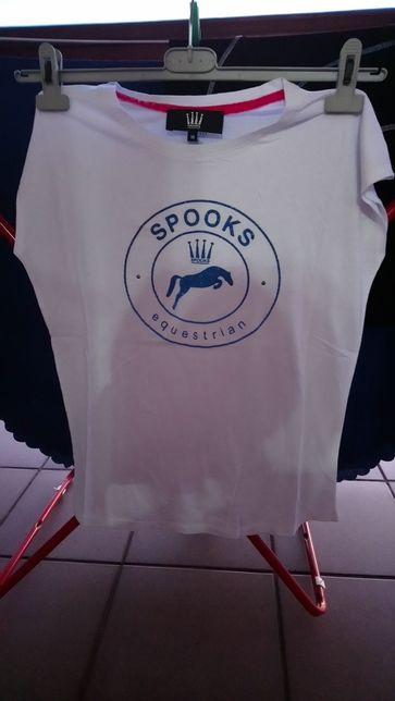Nowa koszulka jeździecka Spooks rozm.XS i S
