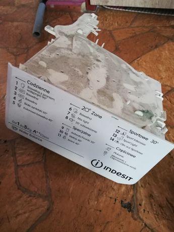 Kompletna szuflada pralki indesit IWSC 51252