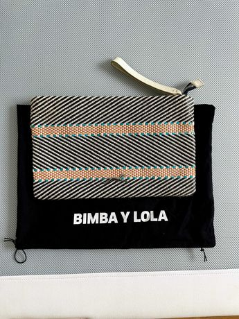 Pouch/clutch Bimba y Lola