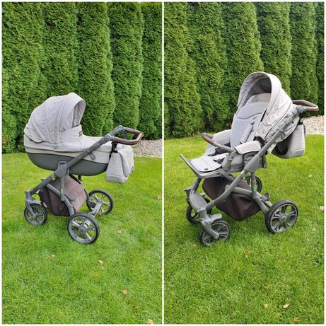 Wózek dziecięcy ROAN BASS SOFT 2w1