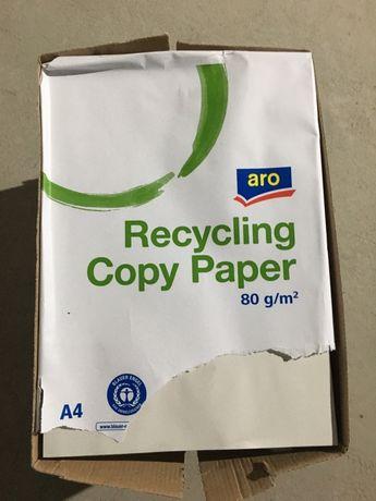 Бумага для принтера, скотч.