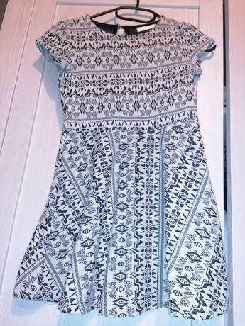 Sukienka rozmiar 128 cm