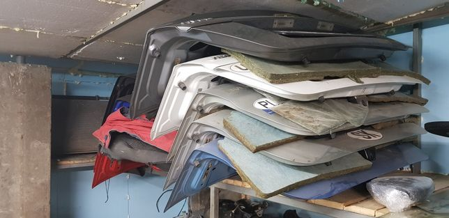 Крышка багажника GM Aveo, Авео T200, т250