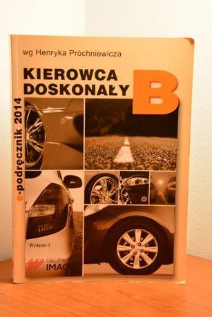 """Książka na prawo jazdy """"Kierowca doskonały"""" + testy"""