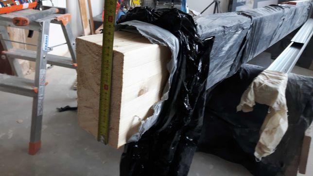Drewno klejone warstwowo BSH Si belka 10x16 100x160 odcinek 3.5m
