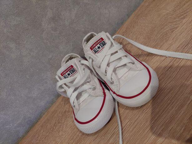 Conversy all star 22 białe converse