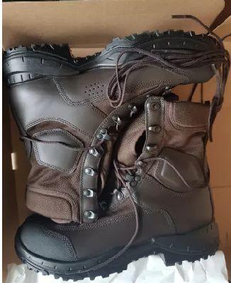 Nowe buty wojskowe 939 brązowe 2019 r.41