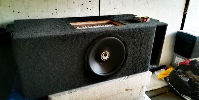 RE Audio 10D4 2000watts