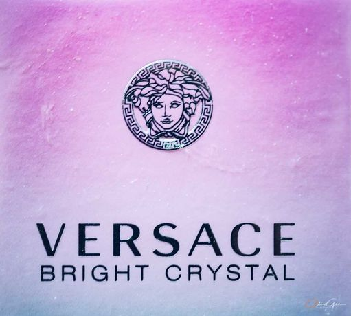 2x Versace Bright Crystal Woman EDT 30ml (Original)