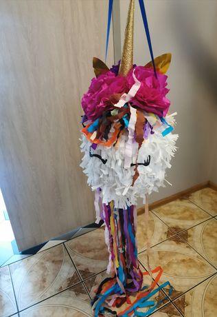 Piniata unicorn jednorożec