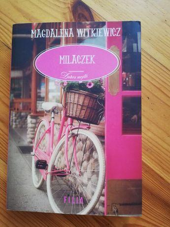 """Książka """"Milaczek"""" Magdalena Witkiewicz"""