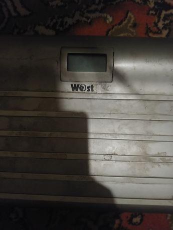 Весы west на запчасти