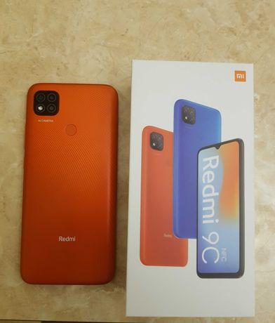 Xiaomi Redmi 9C NFC (Оранжевый)